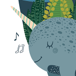 Singing Narwhal