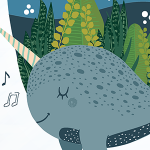 singing narwhal np